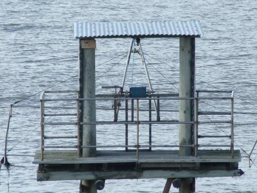 Pêcherie ouverte à tout les vents