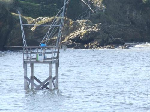pêcherie sans cabane